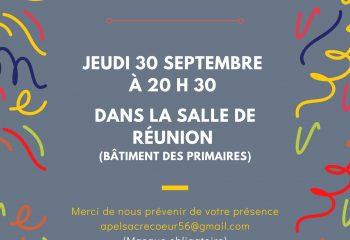 AG APEL invitation